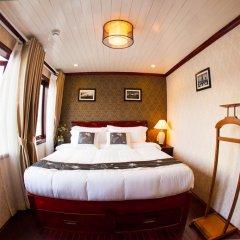Отель Halong Phoenix Cruiser 4* Стандартный номер с различными типами кроватей фото 4