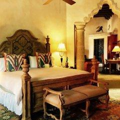 Отель Hacienda de Los Santos 4* Президентский люкс с различными типами кроватей фото 2