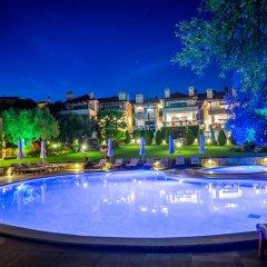 Отель Kassandra Village Resort детские мероприятия