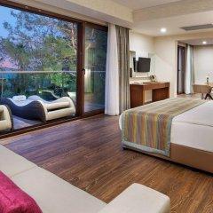 Отель Nirvana Lagoon Villas Suites & Spa 5* Вилла с различными типами кроватей фото 34