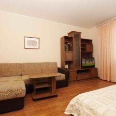 Апартаменты Альт Апартаменты (40 лет Победы 29-Б) Стандартный семейный номер с разными типами кроватей фото 3