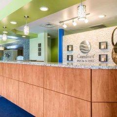 Отель Comfort Inn & Suites near Universal Orlando Resort развлечения