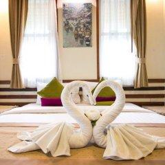 Отель Green View Village Resort 3* Стандартный номер с различными типами кроватей фото 8