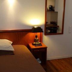 Отель Résidence Hôtelière Salvy 2* Стандартный номер с различными типами кроватей фото 7
