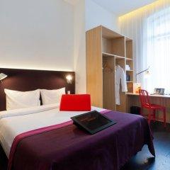 Отель AZIMUT Moscow Tulskaya (АЗИМУТ Москва Тульская) комната для гостей фото 8