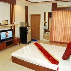 Отель Ze Residence 2* Стандартный номер с различными типами кроватей фото 5