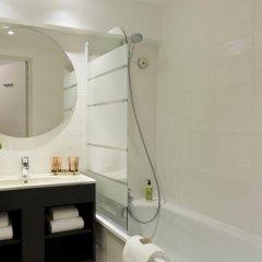 Отель Citadines Trocadéro Paris 3* Улучшенные апартаменты с различными типами кроватей