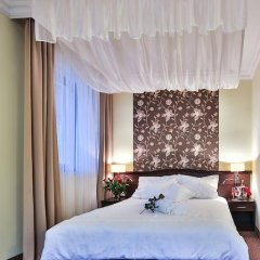 Hotel Biały Dom Апартаменты с различными типами кроватей фото 5