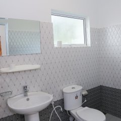 Отель Zion ванная фото 2