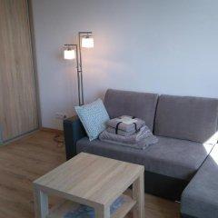 Апартаменты Warsaw Best Apartments Central комната для гостей