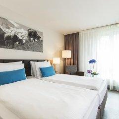 Ameron Luzern Hotel Flora 4* Номер Комфорт с различными типами кроватей фото 2