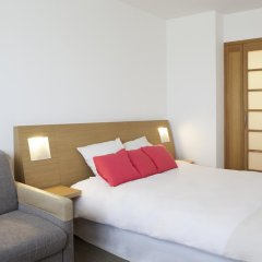 Отель Novotel Monte-Carlo 3* Улучшенный номер с различными типами кроватей фото 3