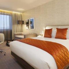 Отель Holiday Inn London Kings Cross / Bloomsbury 4* Стандартный номер с различными типами кроватей фото 2