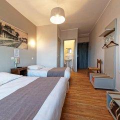 Отель Commerce et Touring 2* Стандартный номер с различными типами кроватей фото 3