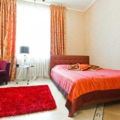 Апартаменты Best Travel Apartments Минск комната для гостей фото 3