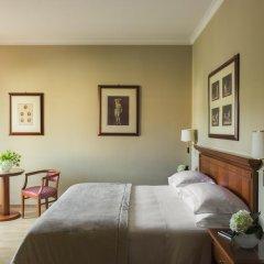 Отель Starhotels Michelangelo 4* Стандартный номер с двуспальной кроватью фото 2