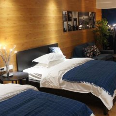Guangzhou Jinzhou Hotel 3* Стандартный номер с 2 отдельными кроватями фото 18