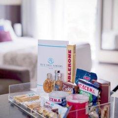 Отель Blue Tree Towers Macae 4* Улучшенный номер с различными типами кроватей
