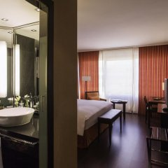 Отель Pullman Madrid Airport & Feria 4* Стандартный номер фото 2