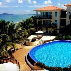 Отель Playa Escondida Beach Club 3* Апартаменты с различными типами кроватей фото 3