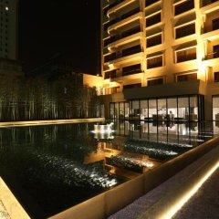 Metropolo Classiq Shanghai Jing'an Temple Hotel бассейн фото 3