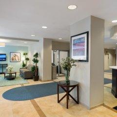 Отель Candlewood Suites NYC -Times Square интерьер отеля фото 2