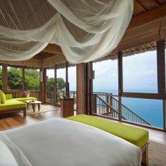 Отель Six Senses Samui Вилла с различными типами кроватей фото 9