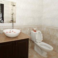 Отель Hoi An Hao Anh 1 Villa Улучшенный номер с различными типами кроватей фото 2