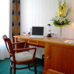 The Three Corners Hotel Art 3* Номер Комфорт с различными типами кроватей фото 10