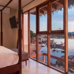 Отель Tamarina Bed & Bistro Таиланд, Самуи - отзывы, цены и фото номеров - забронировать отель Tamarina Bed & Bistro онлайн балкон