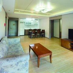 Отель Hanwha Resort Pyeongchang Южная Корея, Пхёнчан - отзывы, цены и фото номеров - забронировать отель Hanwha Resort Pyeongchang онлайн комната для гостей фото 5