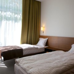 New Boutique Hotel 4* Стандартный номер с 2 отдельными кроватями