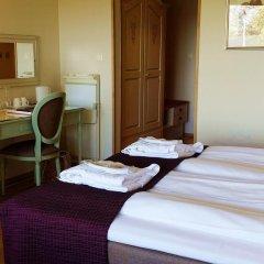 Отель Hotell Refsnes Gods 4* Улучшенный номер с различными типами кроватей фото 6