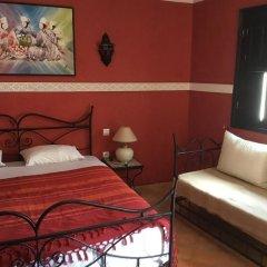 Отель Riad Atlas Toyours Марокко, Марракеш - отзывы, цены и фото номеров - забронировать отель Riad Atlas Toyours онлайн комната для гостей фото 3
