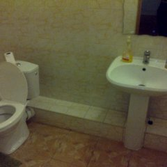 Отель Pavovere Вильнюс ванная
