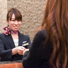 Kobe Sannomiya Union Hotel Кобе интерьер отеля фото 3