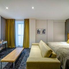 Apex City of Glasgow Hotel 4* Стандартный номер с различными типами кроватей фото 2