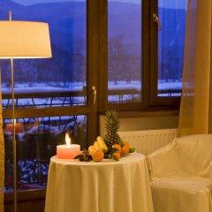 Гостиница Troyanda Karpat 3* Полулюкс разные типы кроватей фото 14