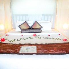 Отель Kihaad Maldives 5* Вилла с различными типами кроватей фото 50