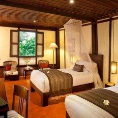Отель 3 Nagas Luang Prabang MGallery by Sofitel комната для гостей