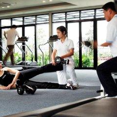 Отель Holiday Inn Shifu Гуанчжоу фитнесс-зал фото 2