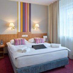Start Hotel Atos Варшава комната для гостей фото 5