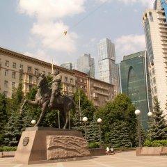 Апартаменты у Москва Сити спортивное сооружение