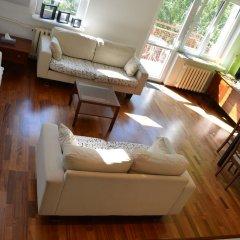 Отель Labo Apartment Польша, Варшава - отзывы, цены и фото номеров - забронировать отель Labo Apartment онлайн комната для гостей фото 4