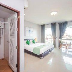 Отель The Cozy House Улучшенный номер с различными типами кроватей фото 21