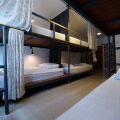 Varinda Hostel Стандартный номер разные типы кроватей фото 11