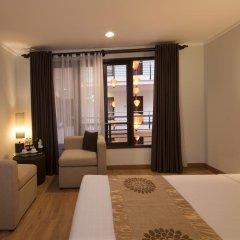 Vien Dong Hotel 3* Улучшенный номер с различными типами кроватей фото 3