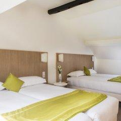 Отель Bel Oranger Gare De Lyon 3* Стандартный семейный номер с двуспальной кроватью фото 8