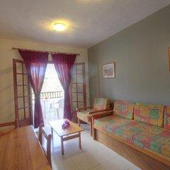 Отель Carema Club Resort 4* Апартаменты с различными типами кроватей фото 5