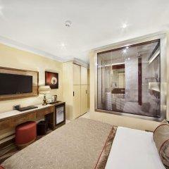 Grand Hotel de Pera 4* Стандартный номер с различными типами кроватей